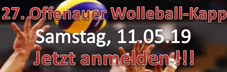 27. Offenauer Wolleball-Kapp