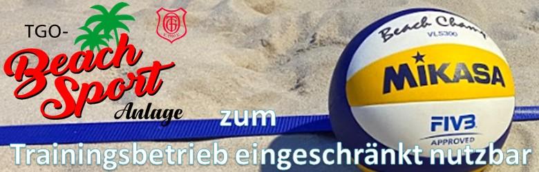 TGO-Beachsport-Anlage