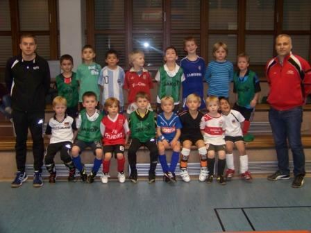 0031 - Nikolaus-Training - Fußball